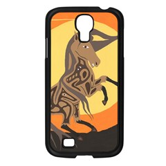 Embracing The Moon Samsung Galaxy S4 I9500/ I9505 Case (black)