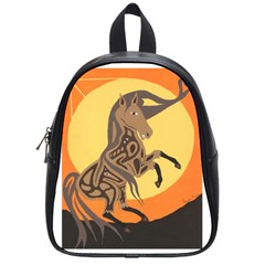Embracing The Moon Copy School Bag (Small)