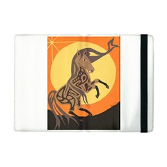 Embracing The Moon Copy Apple iPad Mini Flip Case