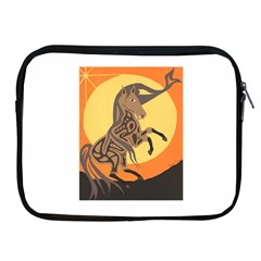 Embracing The Moon Copy Apple Ipad Zippered Sleeve