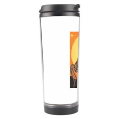 Embracing The Moon Copy Travel Tumbler