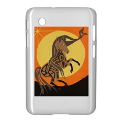 Embracing The Moon Copy Samsung Galaxy Tab 2 (7 ) P3100 Hardshell Case
