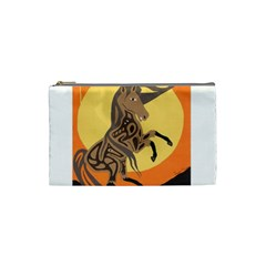 Embracing The Moon Copy Cosmetic Bag (Small)