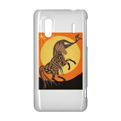 Embracing The Moon Copy HTC Evo Design 4G/ Hero S Hardshell Case