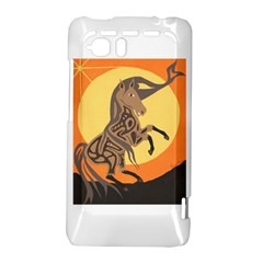 Embracing The Moon Copy HTC Vivid / Raider 4G Hardshell Case