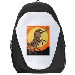 Embracing The Moon Copy Backpack Bag