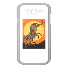 Embracing The Moon Copy Samsung Galaxy Grand DUOS I9082 Case (White)