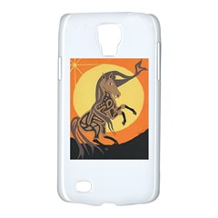 Embracing The Moon Copy Samsung Galaxy S4 Active (I9295) Hardshell Case