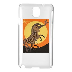Embracing The Moon Copy Samsung Galaxy Note 3 N9005 Hardshell Case