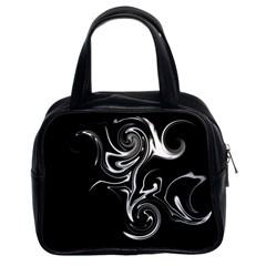 L526 Classic Handbag (two Sides)