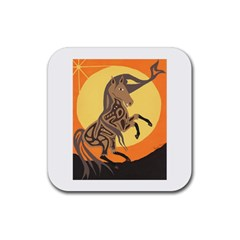 Embracing The Moon Copy Drink Coasters 4 Pack (Square)