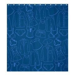 Take off your ... part 2 Shower Curtain 66  x 72  (Large)