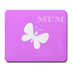 Mom Large Mouse Pad (Rectangle)