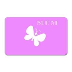 Mom Magnet (Rectangular)