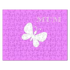 Mom Jigsaw Puzzle (Rectangle)