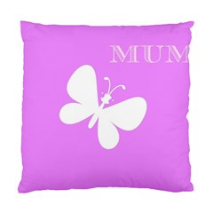 Mom Cushion Case (two Sided)