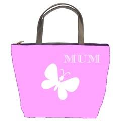 Mom Bucket Handbag