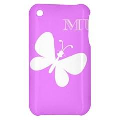 Mom Apple iPhone 3G/3GS Hardshell Case