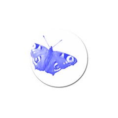 Decorative Blue Butterfly Golf Ball Marker