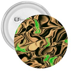 Retro Swirl 3  Button