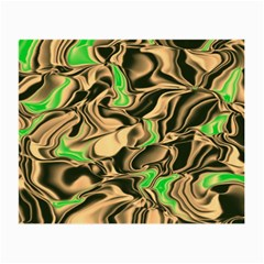Retro Swirl Glasses Cloth (Small, Two Sided)