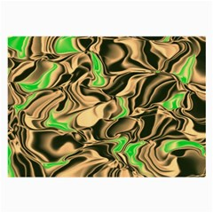 Retro Swirl Glasses Cloth (Large)
