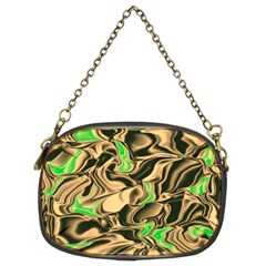 Retro Swirl Chain Purse (Two Sided)