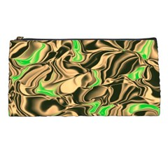 Retro Swirl Pencil Case