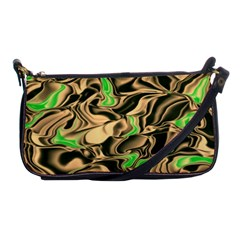 Retro Swirl Evening Bag
