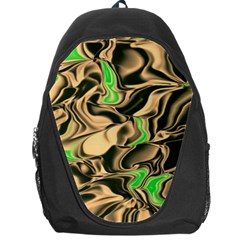 Retro Swirl Backpack Bag