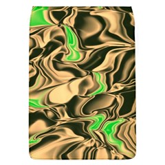 Retro Swirl Removable Flap Cover (Large)
