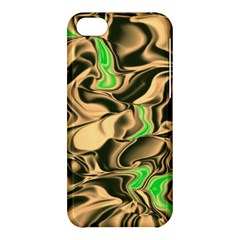 Retro Swirl Apple iPhone 5C Hardshell Case