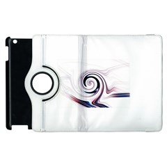L528 Apple iPad 3/4 Flip 360 Case