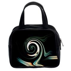 L527 Classic Handbag (two Sides)