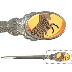 Embracing The Moon Letter Opener