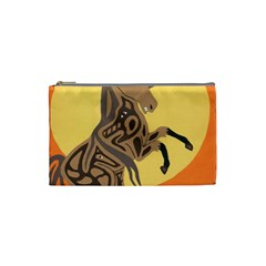 Embracing The Moon Cosmetic Bag (Small)