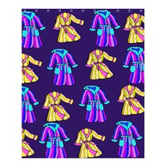 Bathrobe Shower Curtain 60  x 72  (Medium)