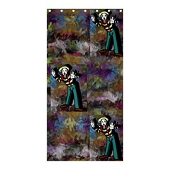 Mime Shower Curtain 36  X 72  (stall)