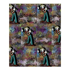 Mime Shower Curtain 60  x 72  (Medium)