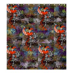 Jester Shower Curtain 66  X 72  (large)