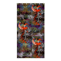Jester Shower Curtain 36  x 72  (Stall)