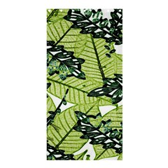 Leaves Shower Curtain 36  x 72  (Stall)