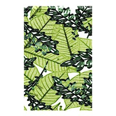 Leaves Shower Curtain 48  x 72  (Small)