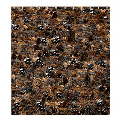 Wild Animals Shower Curtain 66  x 72  (Large)