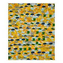 Rainy Day Shower Curtain 60  X 72  (medium)
