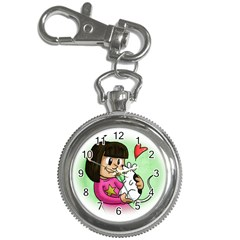 Bookcover  Copy Key Chain & Watch