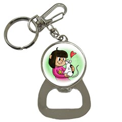 Bookcover  Copy Bottle Opener Key Chain