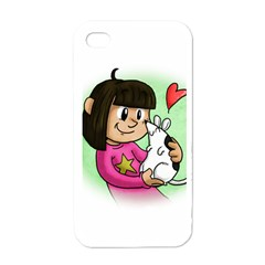 Bookcover  Copy Apple Iphone 4 Case (white)