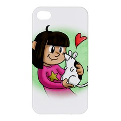 Bookcover  Copy Apple iPhone 4/4S Hardshell Case