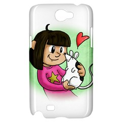 Bookcover  Copy Samsung Galaxy Note 2 Hardshell Case